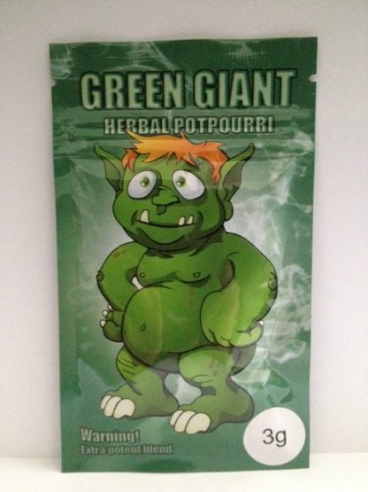 green giant incense